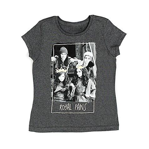 T-shirt Disney Descendants pour enfants - 7-8 ans