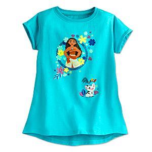 Läs mer om Vaiana t-shirt