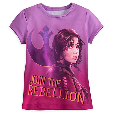 T-shirt Jyn Erso pour enfants, Rogue One: A Star Wars Story - 4 ans