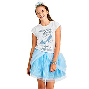 Cinderella T-Shirt For Kids -  13 Years