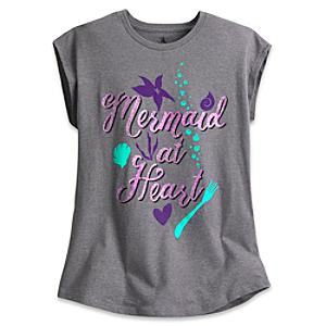 The Little Mermaid T-Shirt For Kids -  13 Years