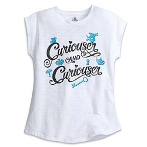 Alice in Wonderland T-shirt For Kids -  13 Years