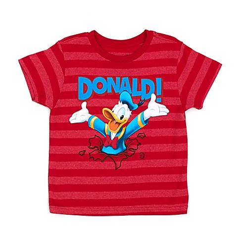 T-shirt Donald pour enfants - 4 ans