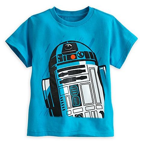 T-shirt R2-D2 de Star Wars pour enfants - 5-6 ans