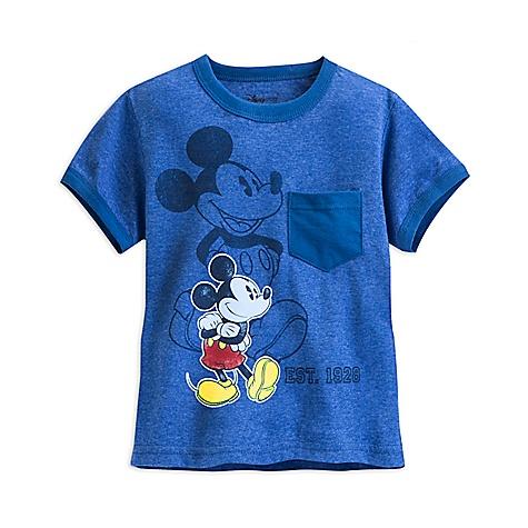 T-shirt Mickey Mouse pour enfants - 4 ans
