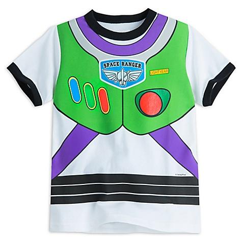 T-shirt Buzz l'?clair pour enfants - 4 ans
