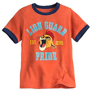 Läs mer om The Lion Guard t-shirt