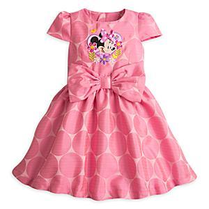 Läs mer om Mimmi Pigg-finklänning i barnstorlek
