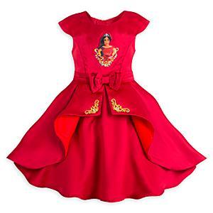 Läs mer om Elena från Avalor-festklänning i barnstorlek