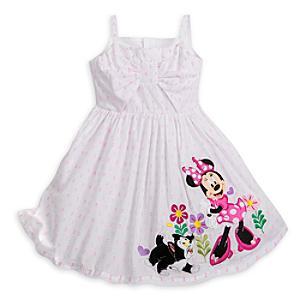 Läs mer om Mimmi Pigg-solklänning för barn