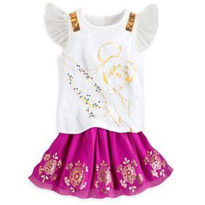 Läs mer om Tingeling set med kjol