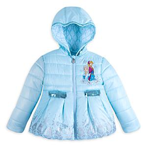 Läs mer om Frost täckjacka