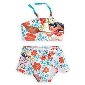 Läs mer om Vaiana-bikini i barnstorlek