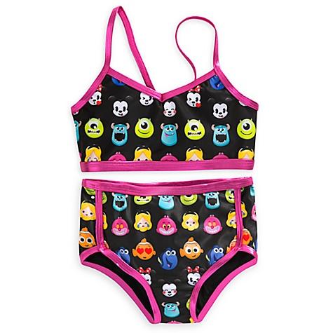 Bikini emoji Le Monde de Disney pour enfants - 2 ans