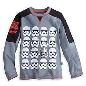 Läs mer om Stormtrooper långärmad t-shirt