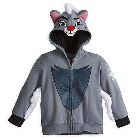 Sweatshirt à capuche Bunga de La Garde du Roi Lion pour enfants - 4 ans
