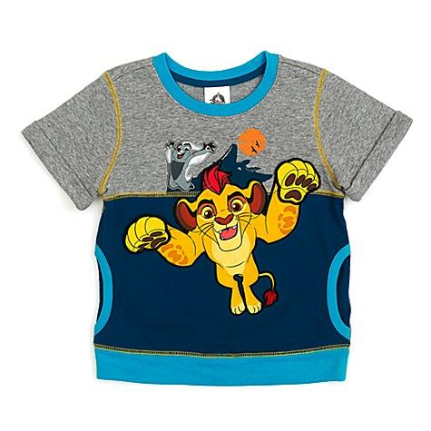 T-shirt La Garde du Roi Lion pour enfants - 3 ans