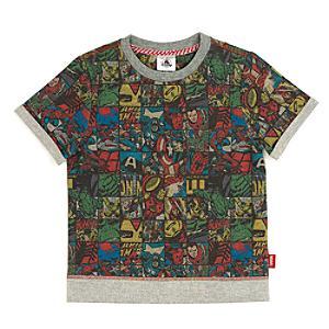 Läs mer om Avengers t-shirt för barn