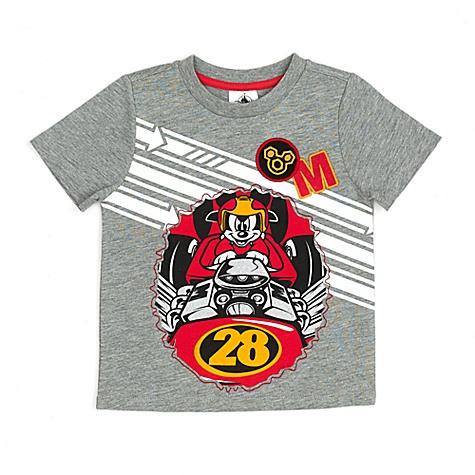 T-shirt Mickey Top Départ pour enfants - 4 ans