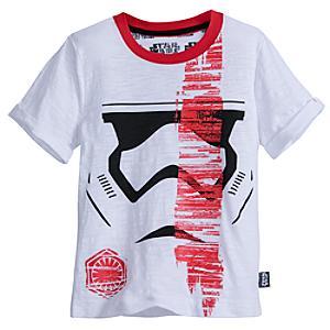 Läs mer om Stormtrooper t-shirt för barn, Star Wars: The Last Jedi