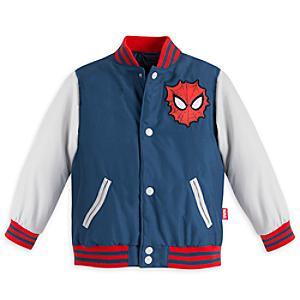 Läs mer om Spiderman collegejacka