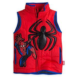 Läs mer om Spiderman väst