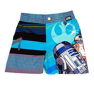 Läs mer om Star Wars: The Force Awakens badshorts