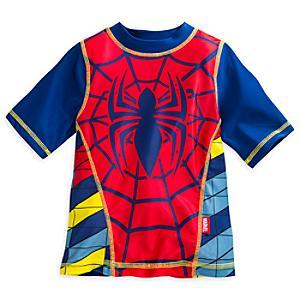 Läs mer om Spiderman skyddstopp med solskydd