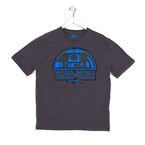 T-shirt Star Wars R2-D2 pour adultes - XL