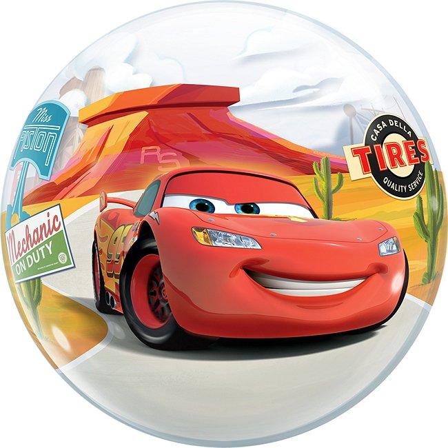 Ballon bulle Disney Pixar Cars
