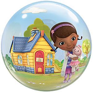 Doc McStuffins Bubble Balloon - Doc Mcstuffins Gifts