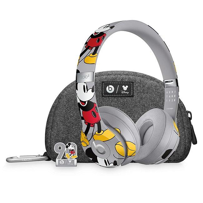 Beats Casque Solo3 Wireless, 90e anniversaire de Mickey