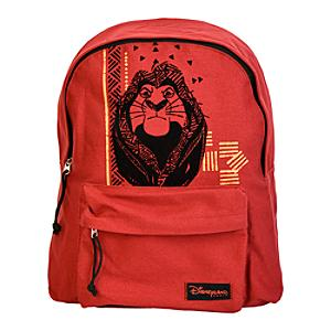 Disneyland Paris Mufasa Backpack, The Lion King