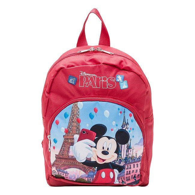 Sac à dos Mickey Mouse Disneyland Paris