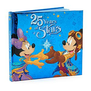 Disneyland Paris 25th Anniversary Autograph Book