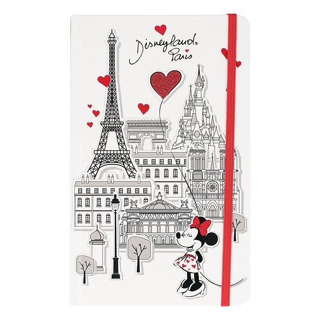 Carnet Paris Mon Amour Disneyland Paris