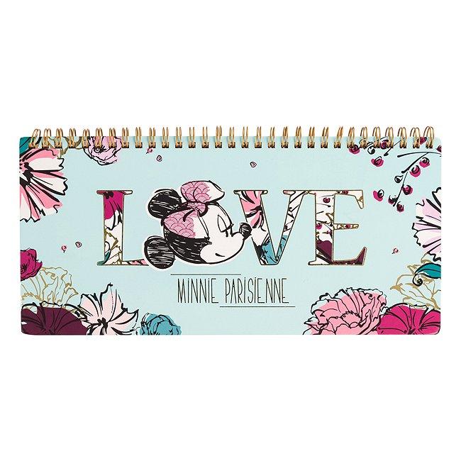 Image of Agenda hebdomadaire Minnie Parisienne Disneyland Paris