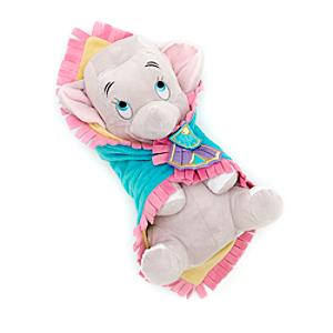 Disney's Babies Dumbo Soft Toy and Blanket - Soft Toy Gifts