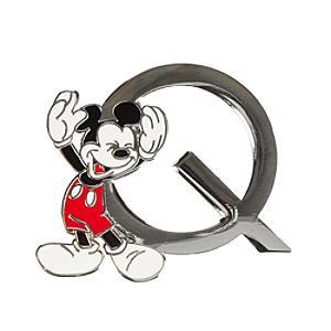 "Disneyland Paris Pin's lettre""Q""Mickey Mouse"