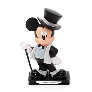 Figurine Mickey Mouse avec chapeau haut-de-forme