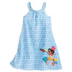 Moana Swim Cover-Up For Kids -  9-10 Years - Moana Gifts