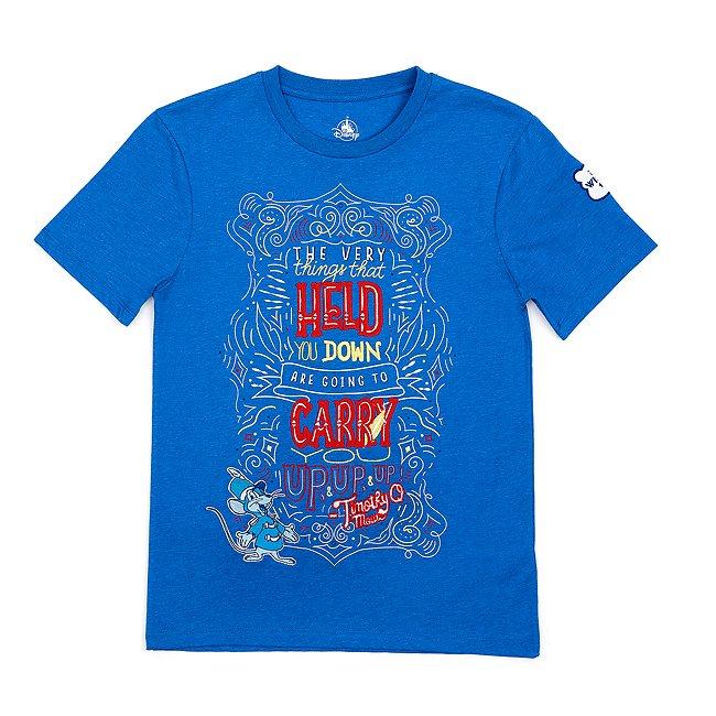 Image of Maglietta adulti Disney Wisdom Dumbo, Disney Store, 1 di 12