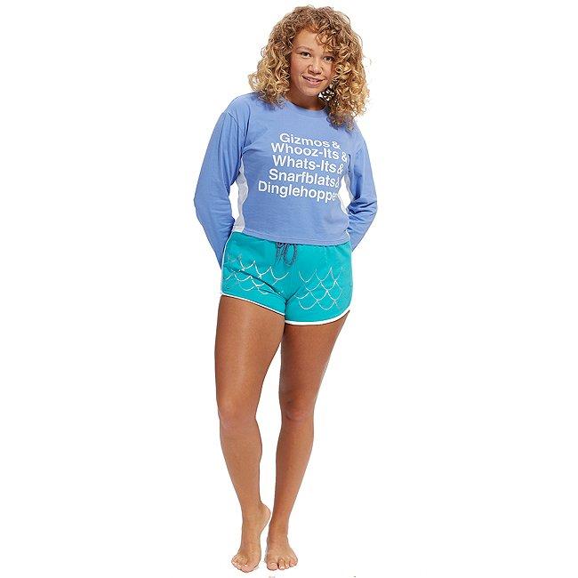 Image of Completo abbigliamento da casa adulti La Sirenetta, Ralph Spaccatutto 2 Disney Store