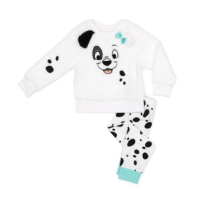 Pyjama Les101Dalmatiens pour enfants