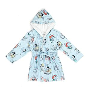 Disney Animators' Collection Dressing Gown For Kids -  9-10 Years - Dressing Gown Gifts
