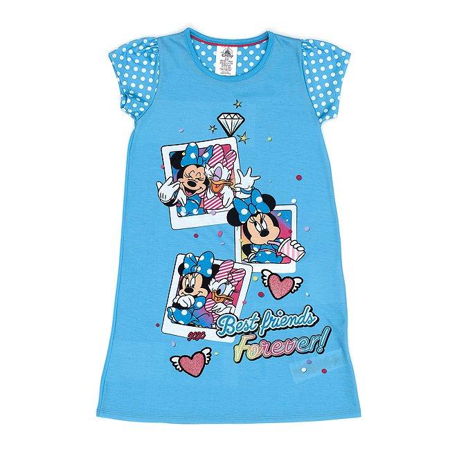 Disney Store Chemise de nuit Minnie et Daisy pour enfants