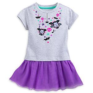 Vampirina Dress For Kids -  3 Years - Dress Gifts