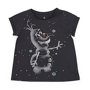 Olaf T-Shirt For Kids -  9-10 Years - Olaf Gifts