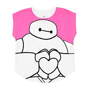 Baymax T-Shirt For Kids, Big Hero 6 - Baymax Gifts