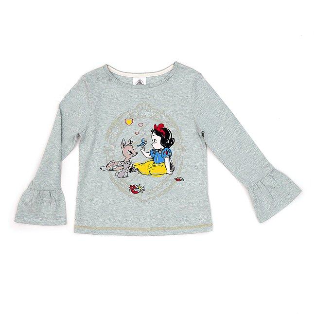 Disney Store T-shirt Blanche Neige pour enfants, collection Disney Animators